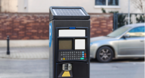 Car parking machine