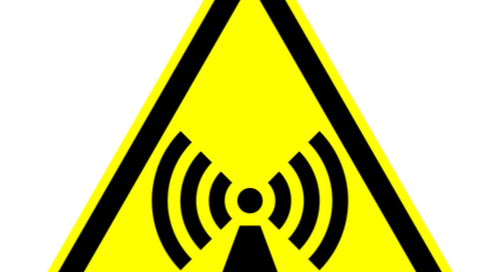 Electromagnetic field symbol