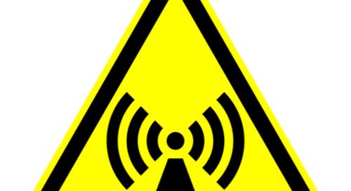 Electromagnetic field symbol