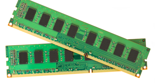 Computer RAM chips