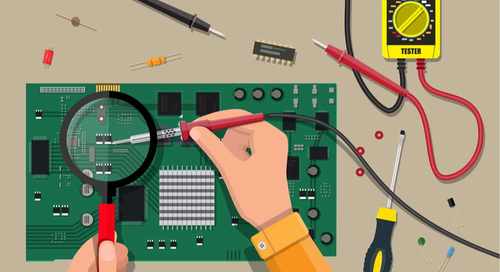 PCB and tools