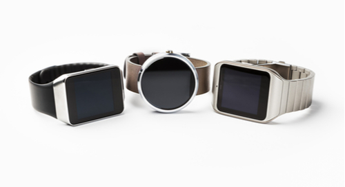 Drei Smartwatches
