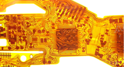 circuit imprimé flexible