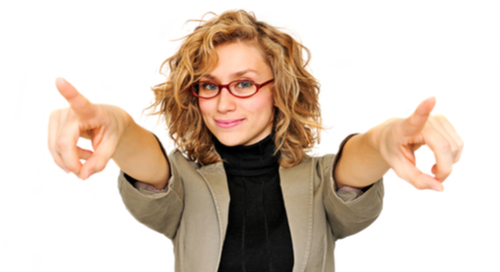 Women with positive attitude – you can do this
