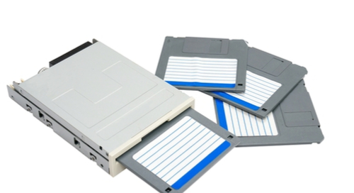 Floppy disks and floppy drive
