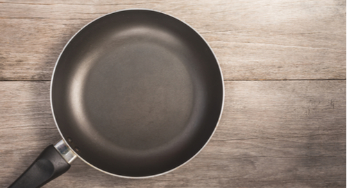 Teflon Frying Pan