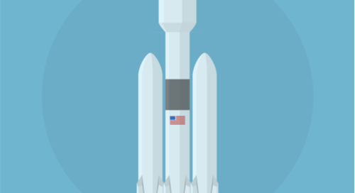 USA rocket carrier