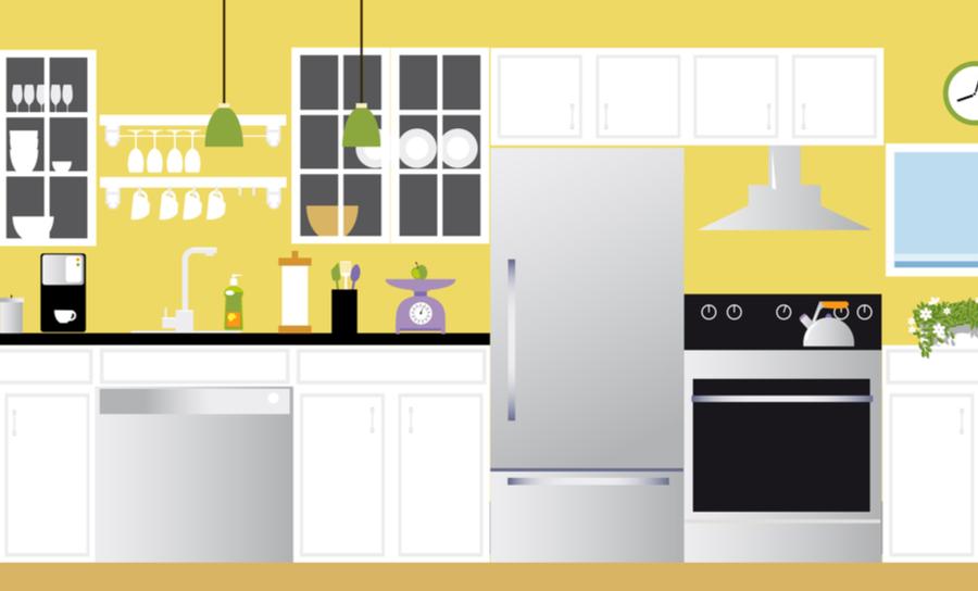 Kitchen graphic