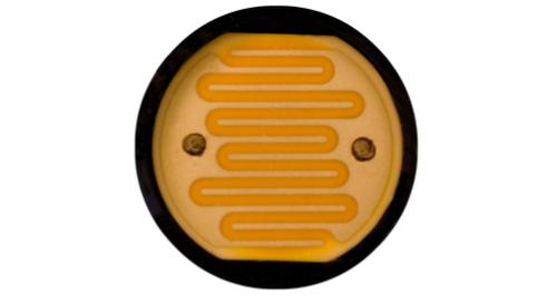A Light dependent resistor
