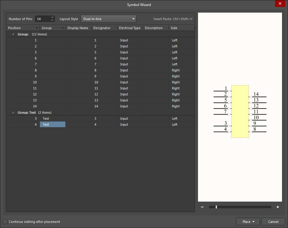 Create A Symbol Quickly Using The Altium Designers Schematic Symbol