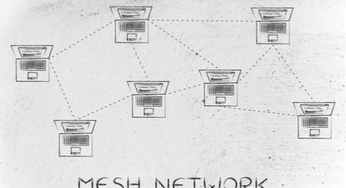 WIFI mesh network