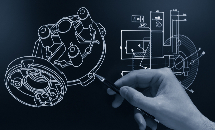 ECAD/MCAD共同設計による回路基板の配置