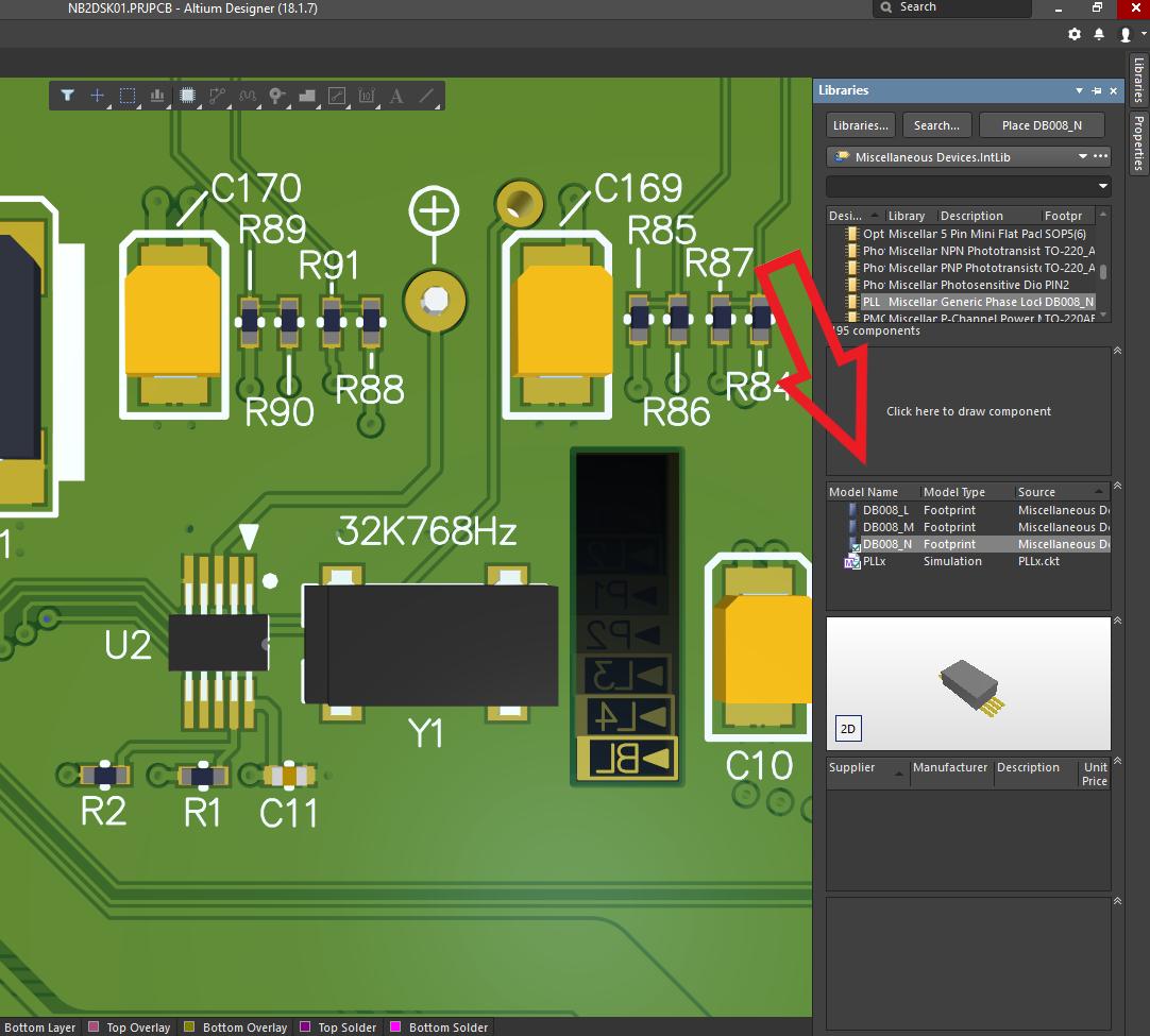 Altium Designer 18 3D PCB Editor