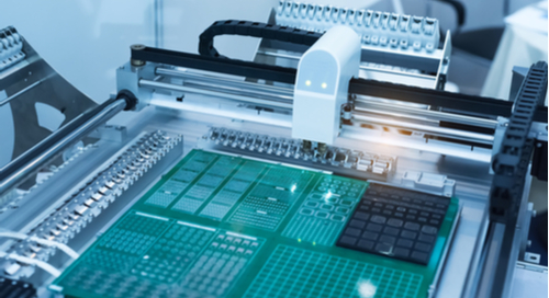 PCB manufacturing machine