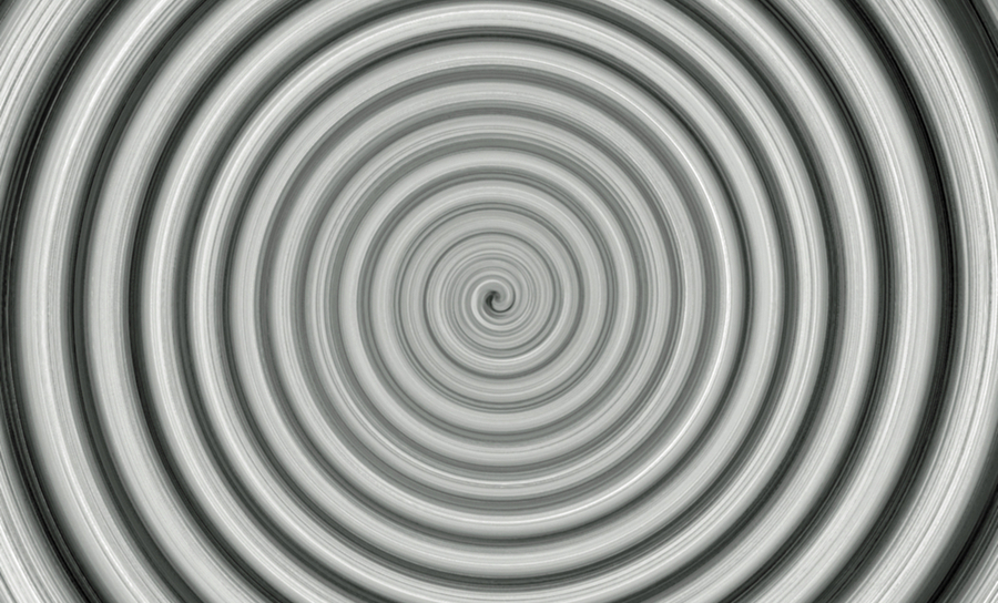 Spiral image for the Twilight Zone in  application
