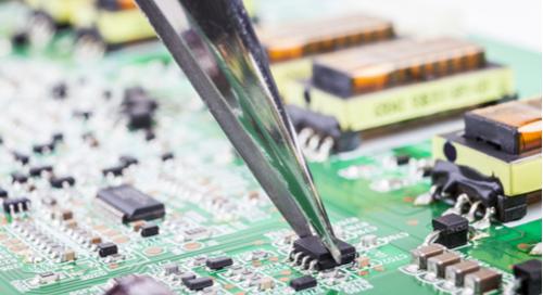 replacing a PCB component