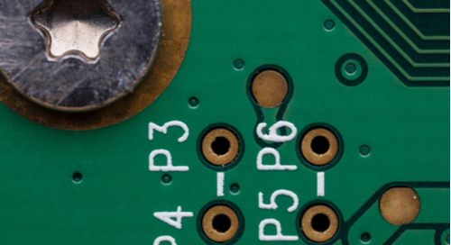 Via pairs on a PCB