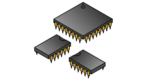 Integrated circuits with orientation markers