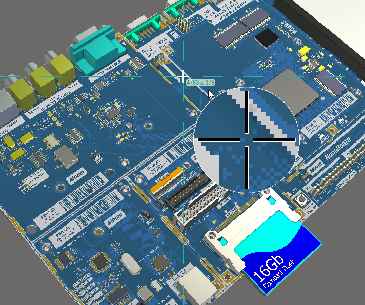 3D PCB design in Altium