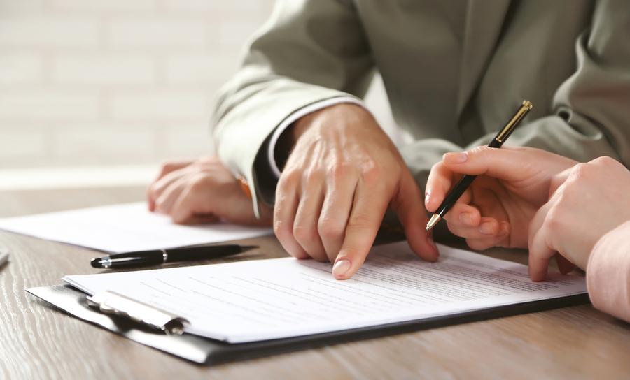 Manually writing out documentation
