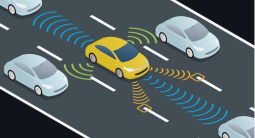 Automotive radar used on a highway