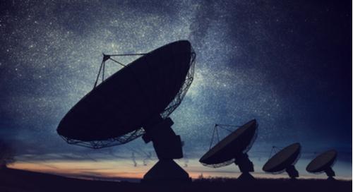Phased radio telescope array