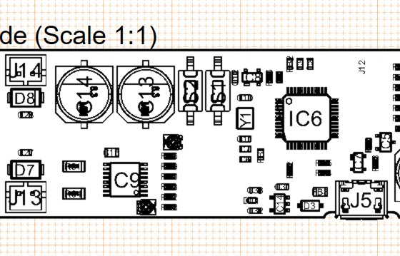 Altium designer draftsman document featuring a placed board assembly view.