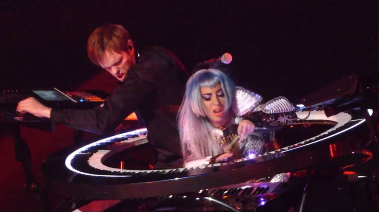 Brockett Parsons and Lady Gaga