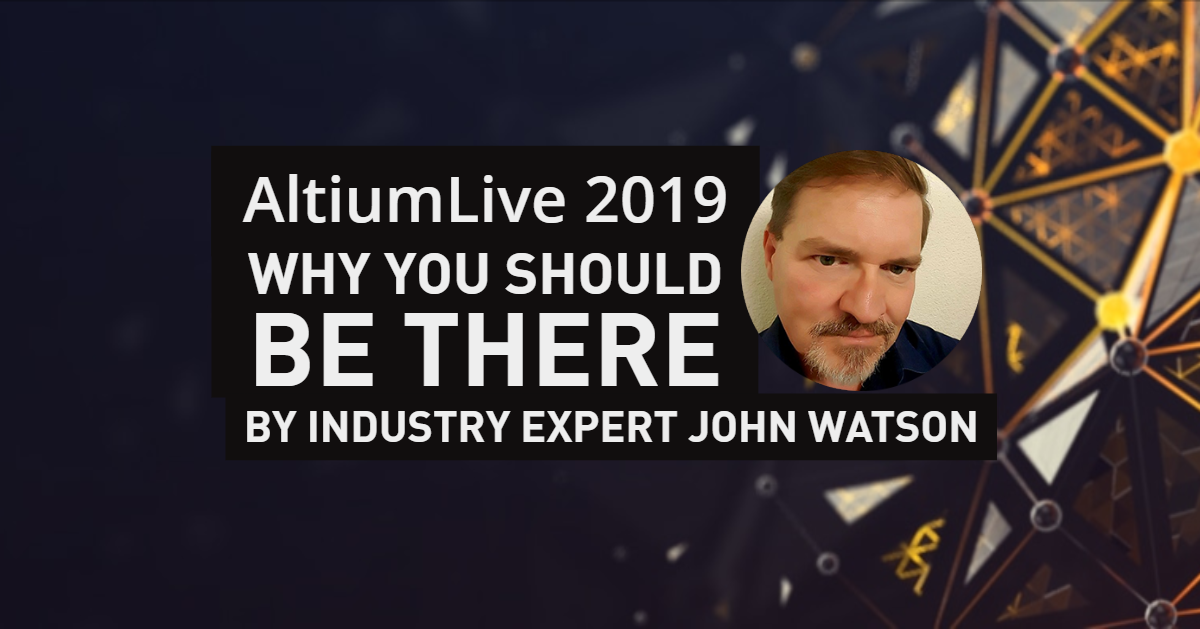 John Watson recommends AltiumLive