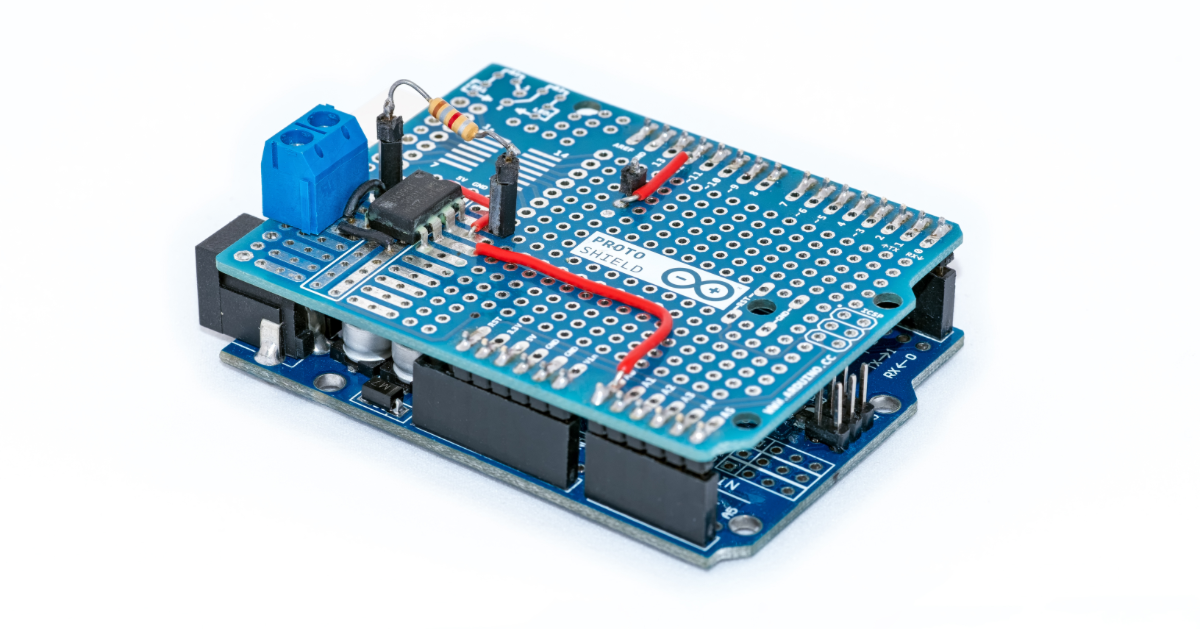 Reduce development time with a shield board