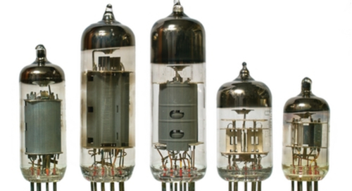 Transient signal analysis for vacuum tubes