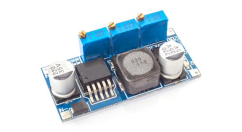 DC-DC converter for DC analysis