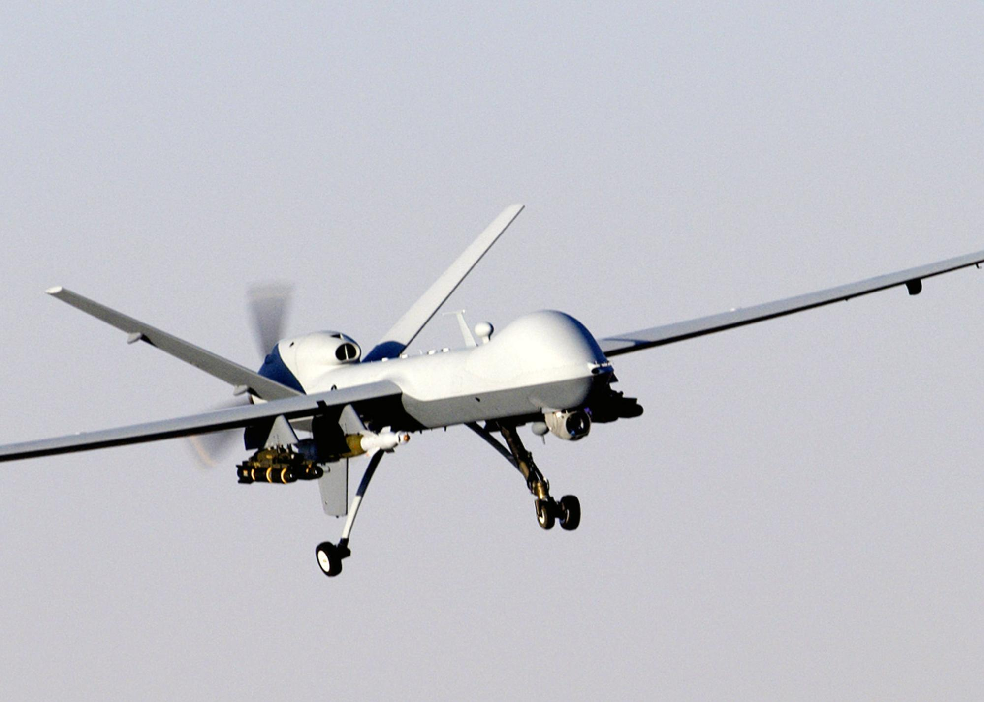 General Atomics drone