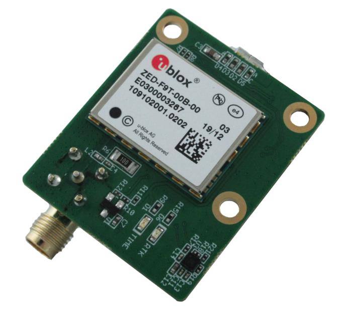 u-blox ZED F9T GNSS module