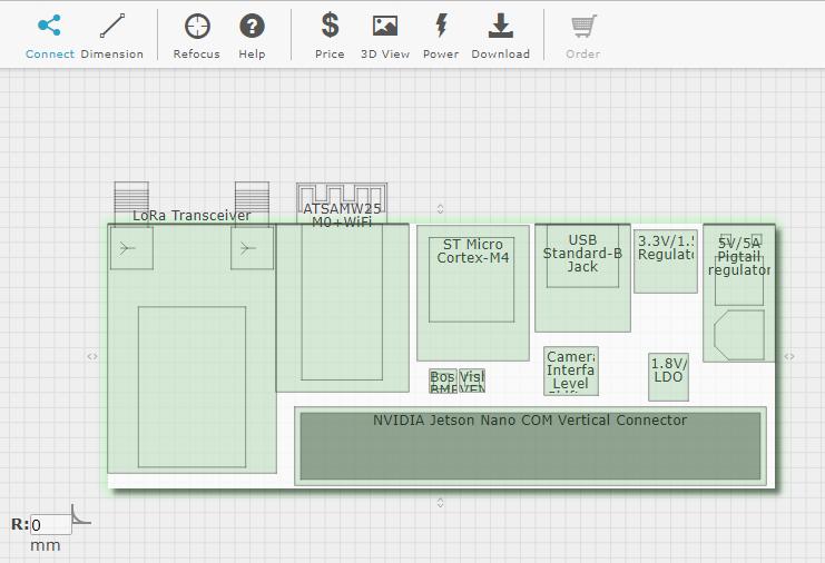 NVIDIA Jetson Nano AI computing platform