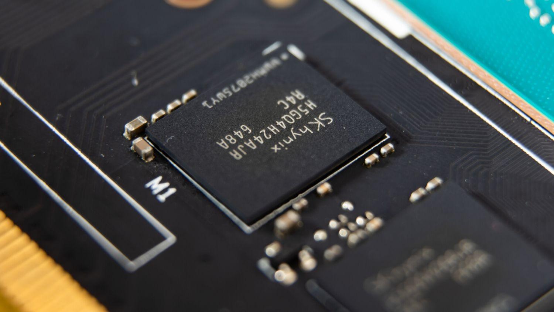 GDDR5 PCB design for a GPU