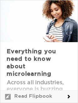 Everything you need to know about microlearning