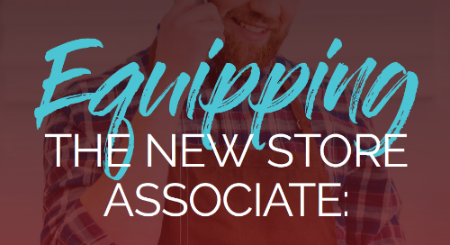 Retail Touchpoints Report: Equipping the new store associate