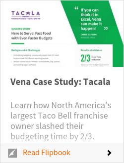 Vena Case Study: Tacala