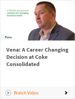 Vena: A Career Changing Decision at Coke Consolidated