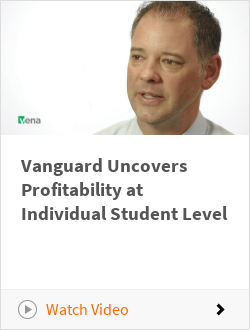 Vanguard Uncovers Profitability at Individual Student Level