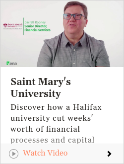 3 Weeks To 3 Days: Saint Mary's University Transforms Finance Department