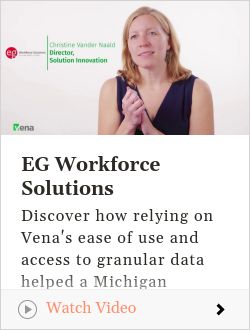 EG Workforce Solutions Turns To Vena To Scale Up