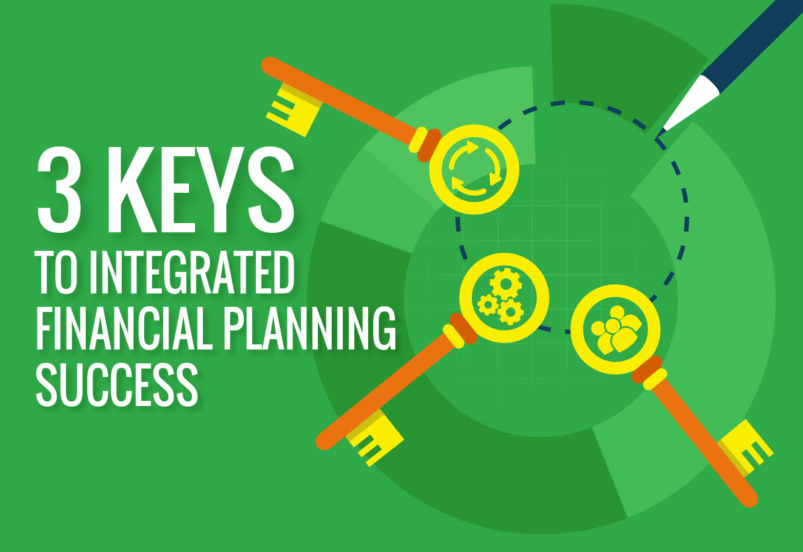 3 keys to integrated financial planning success
