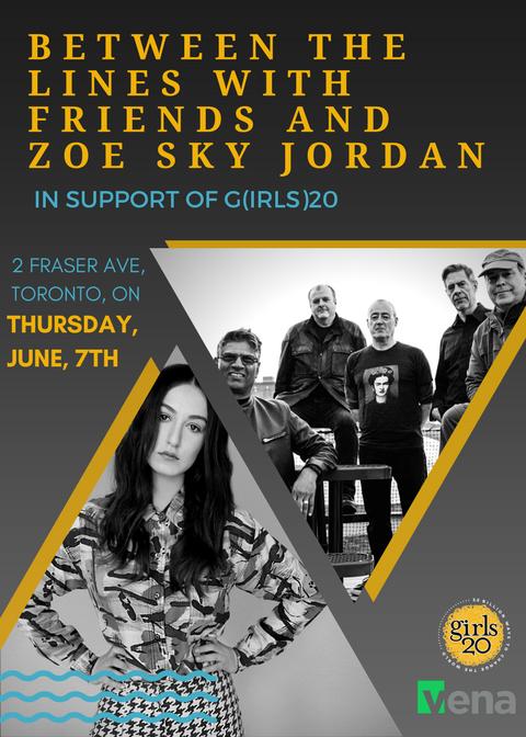 Between the Lines, Zoe Sky Jordan and Friends