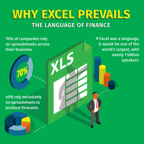 Why Excel Prevails