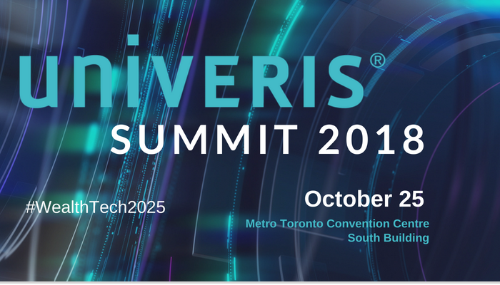 univeris summit 2018 announcement