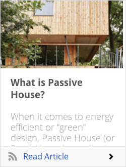 What is Passive House?