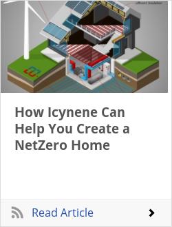 How Icynene Can Help You Create a NetZero Home