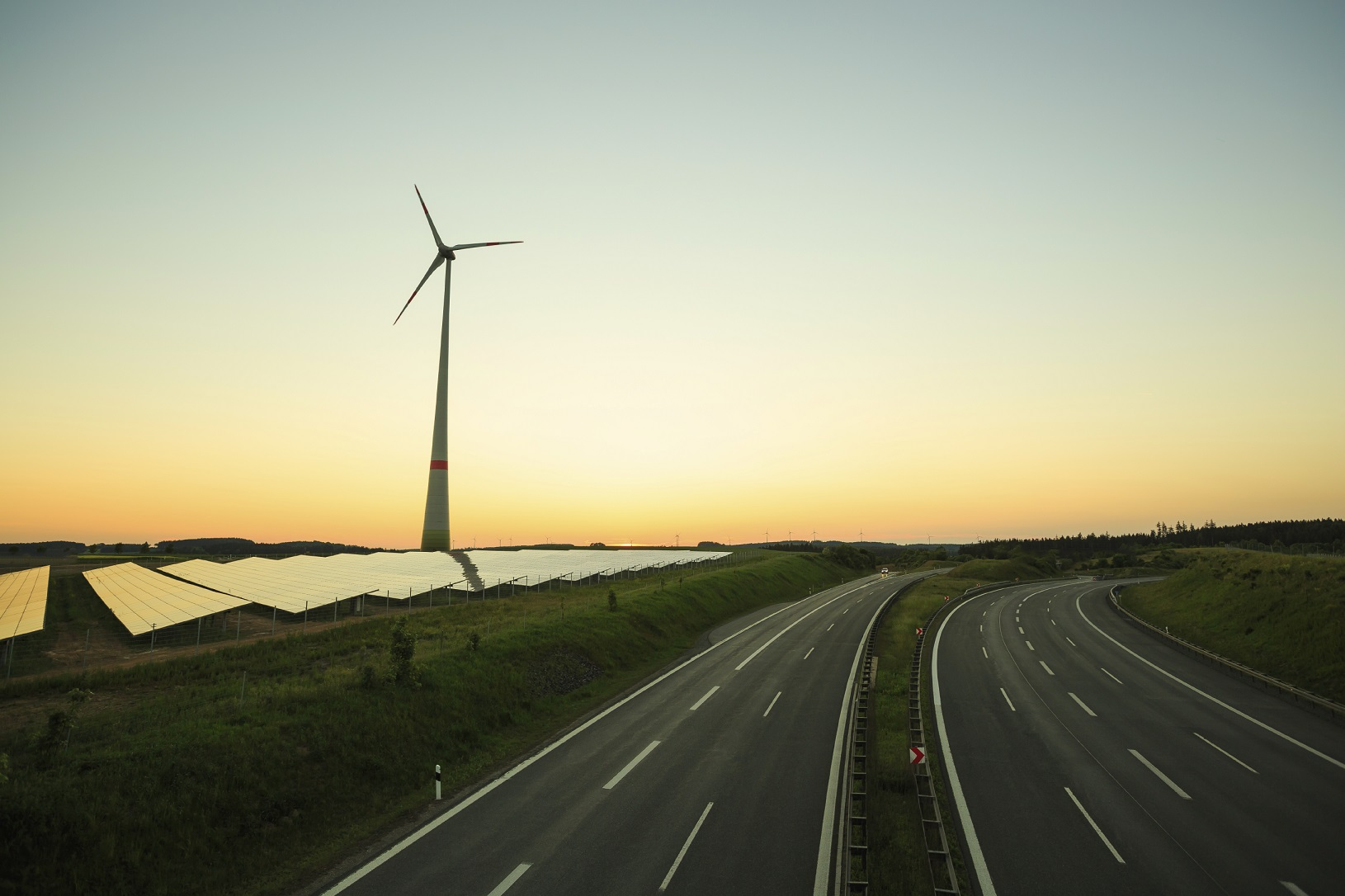 the road to renewable energy